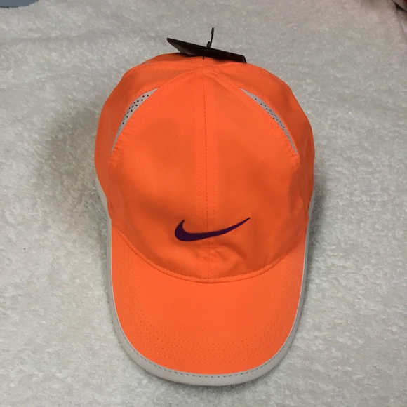 27b4f3f2 Nike Accessories | Womens Aerobill Featherlight Tennis Cap Nwt ...